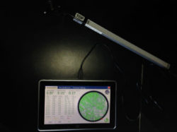 CI-110 with included Tablet
