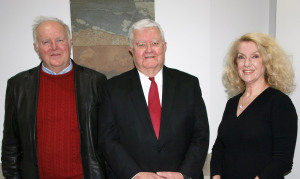 Professor Ian Chubb, Australia's Chief Scientist visits ICT International