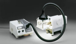 The Lighting Unit FL-460 is highly suitable for gas exchange chambers but also for many other applications.