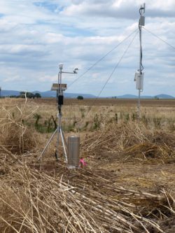 Weather Station and Telemetry Hub